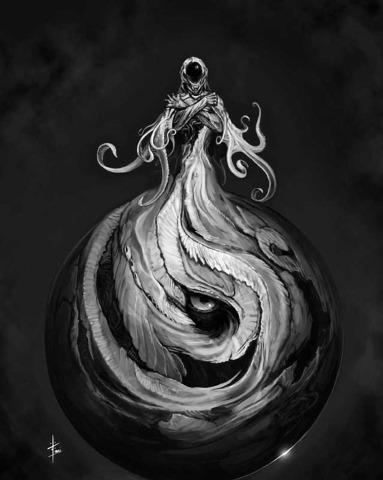 Azathoth by kometani