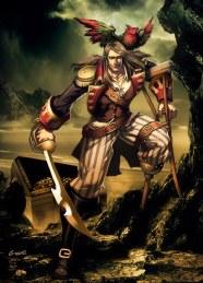 John Long Silver by genzoman