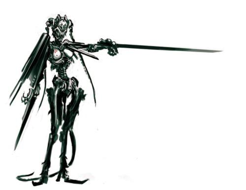 Si Knight by kometani