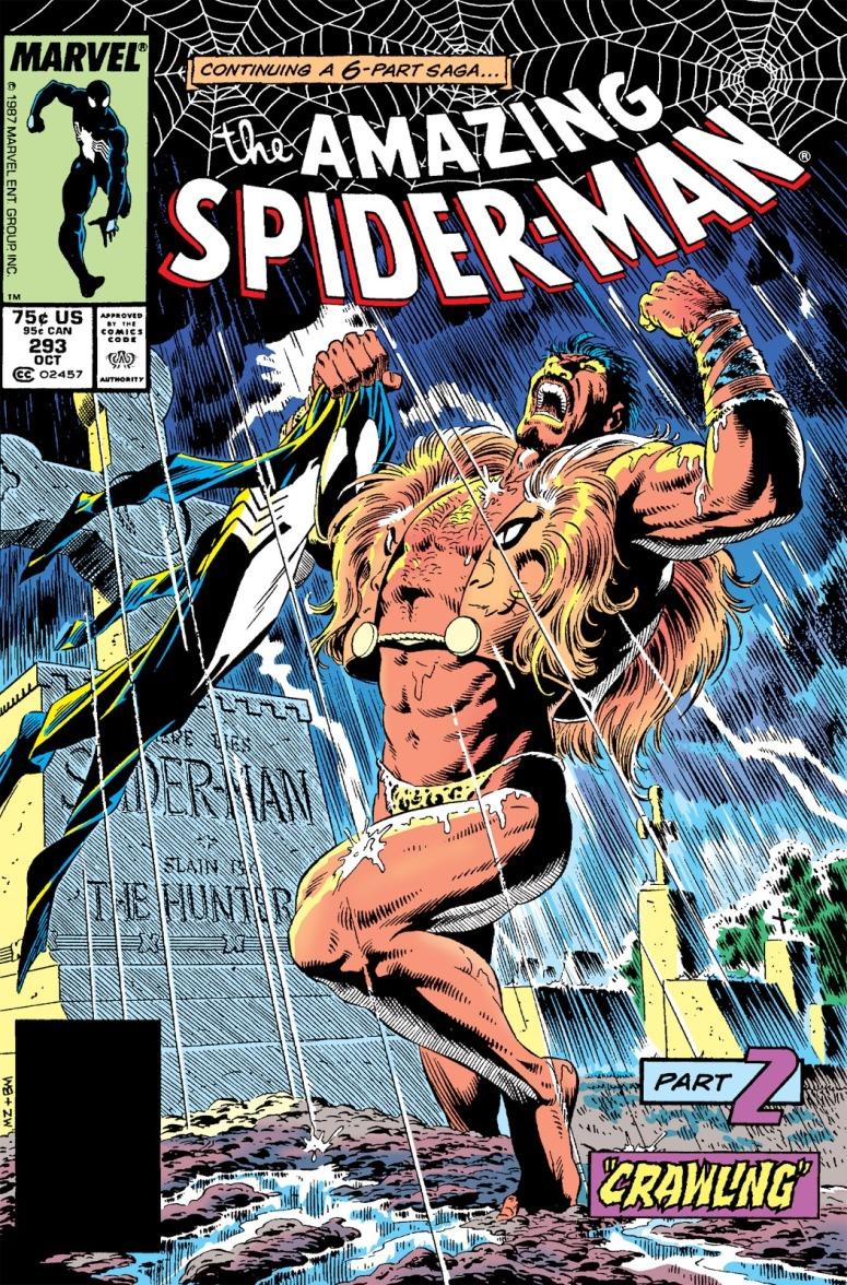 03-1987 10 - Amazing Spider-Man Vol 1 #293