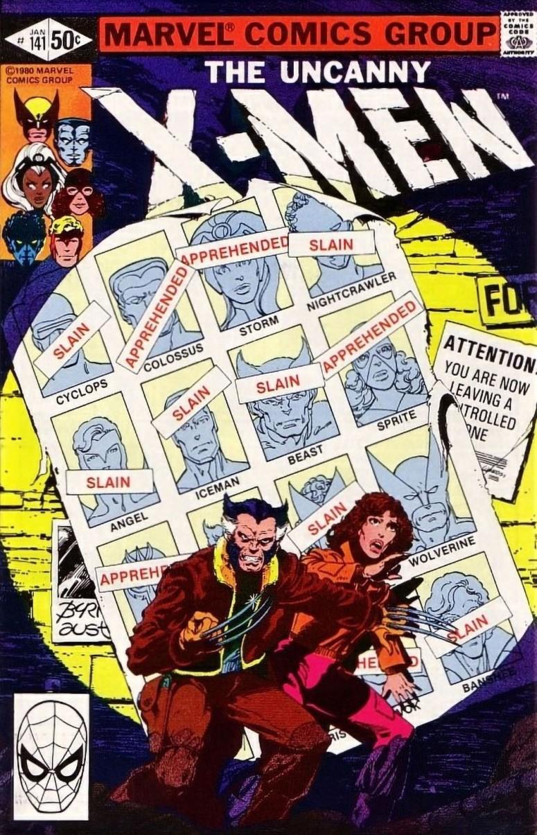06-1981 01 - X-Men Vol 1 #141