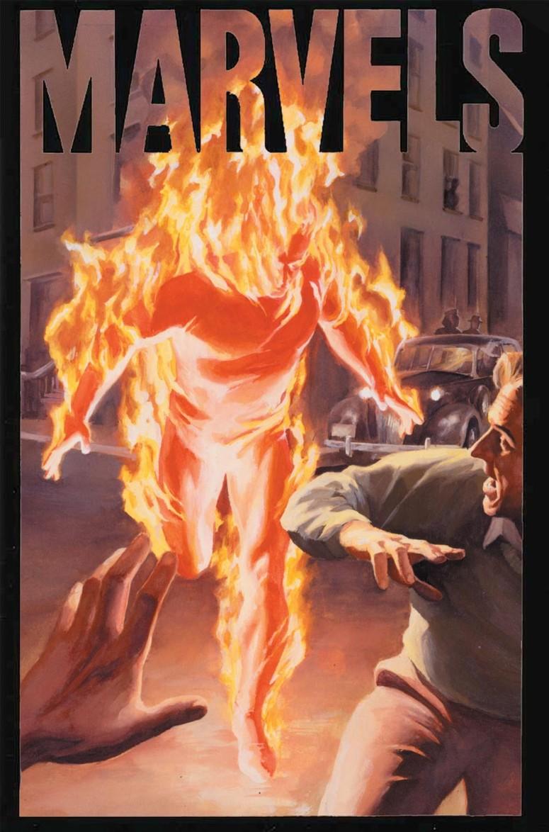08-1994 01 - Marvels Vol 1 #001