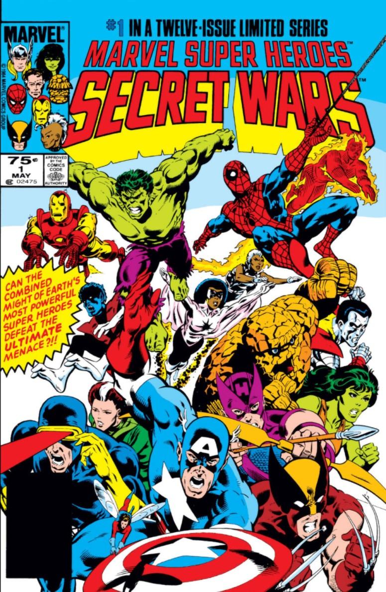 11-1984 05 - Marvel Super Heroes Secret Wars Vol 1 #001