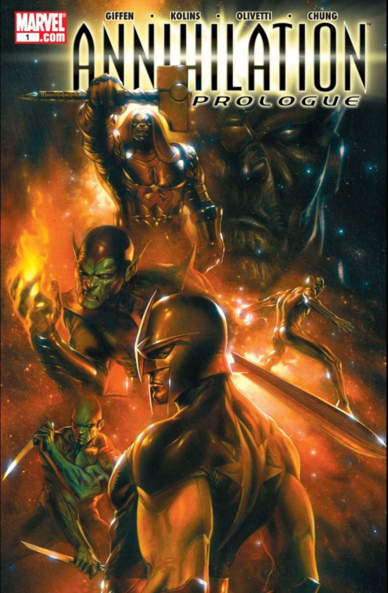 16-2006 05 - Annihilation Prologue Vol 1 #001