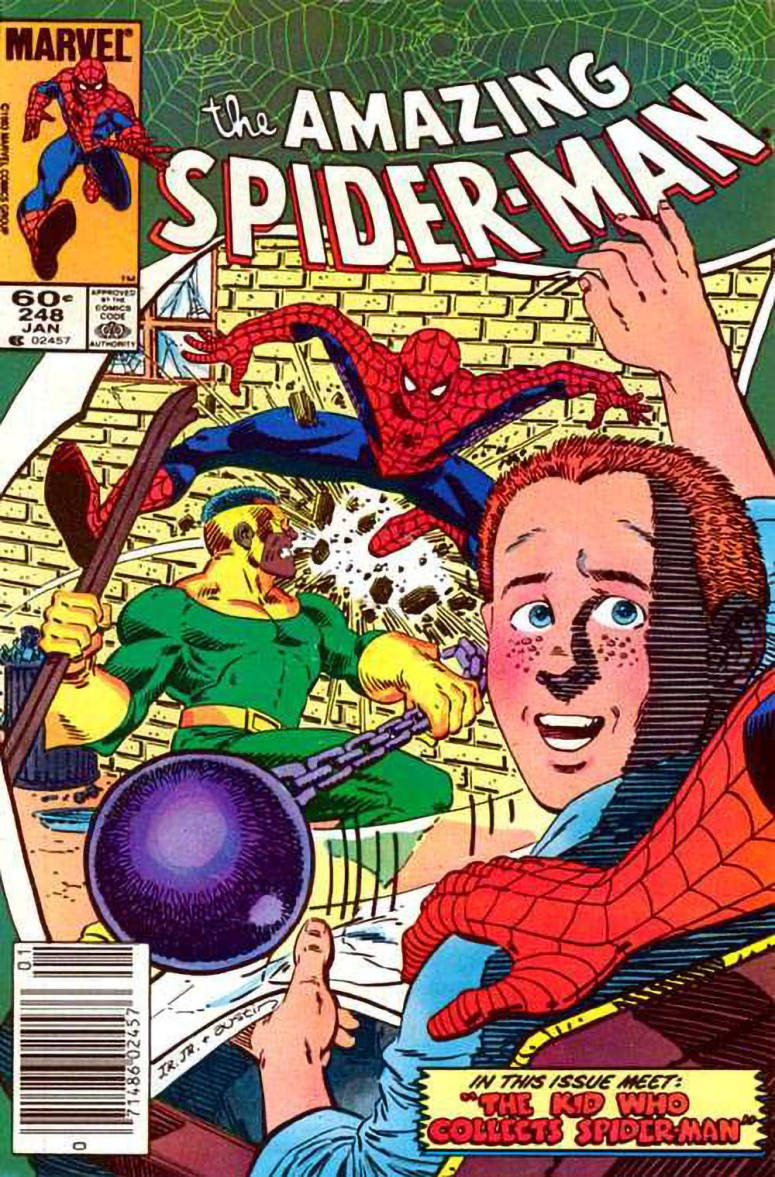 17-1984 01 - Amazing Spider-Man Vol 1 #248