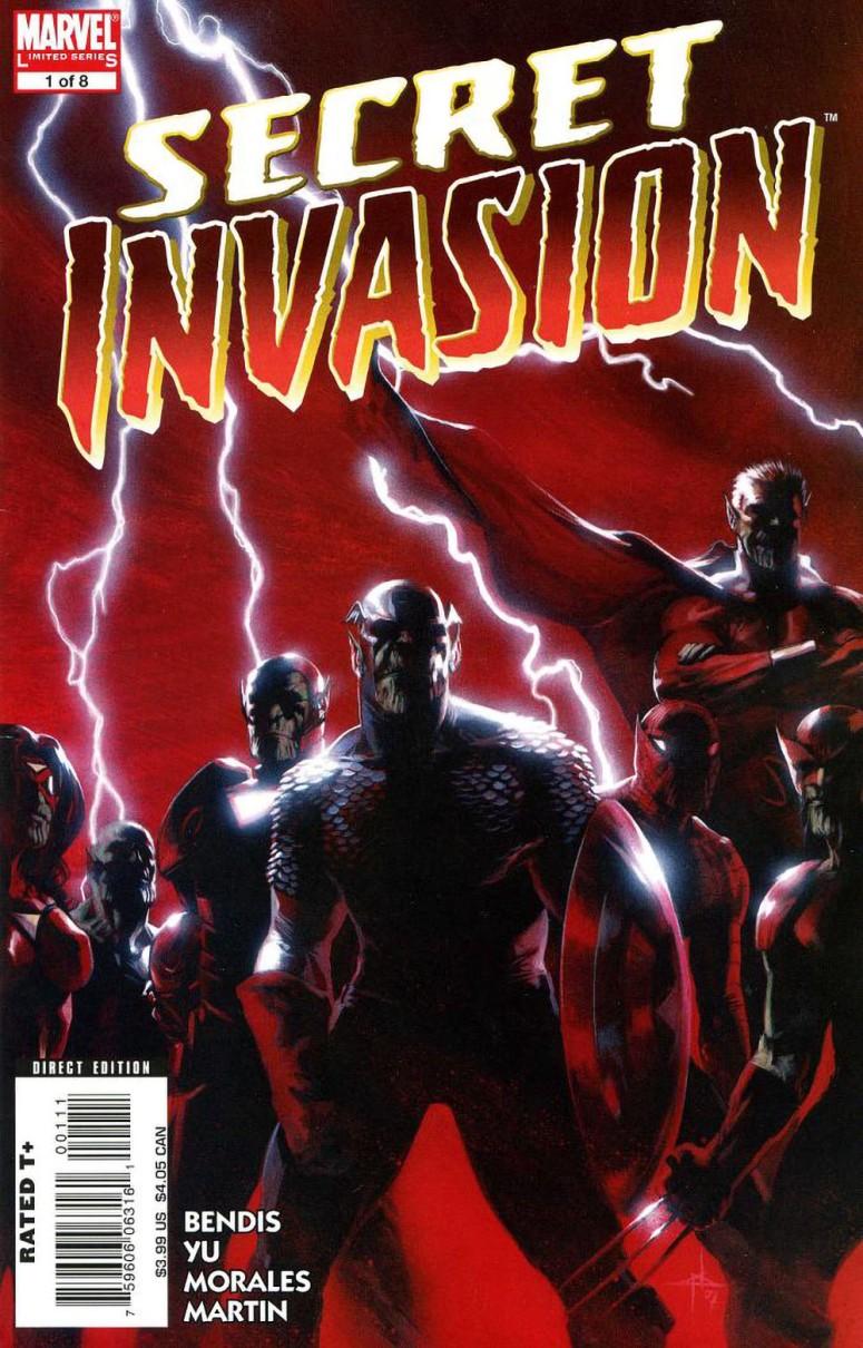 20-2008 06 - Secret Invasion Vol 1 #001