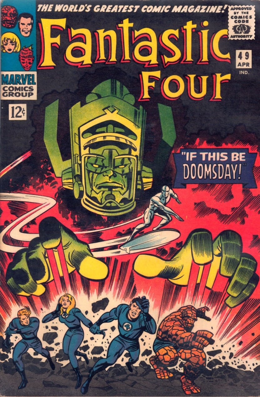 23-1966 04 - Fantastic Four Vol 1 #049