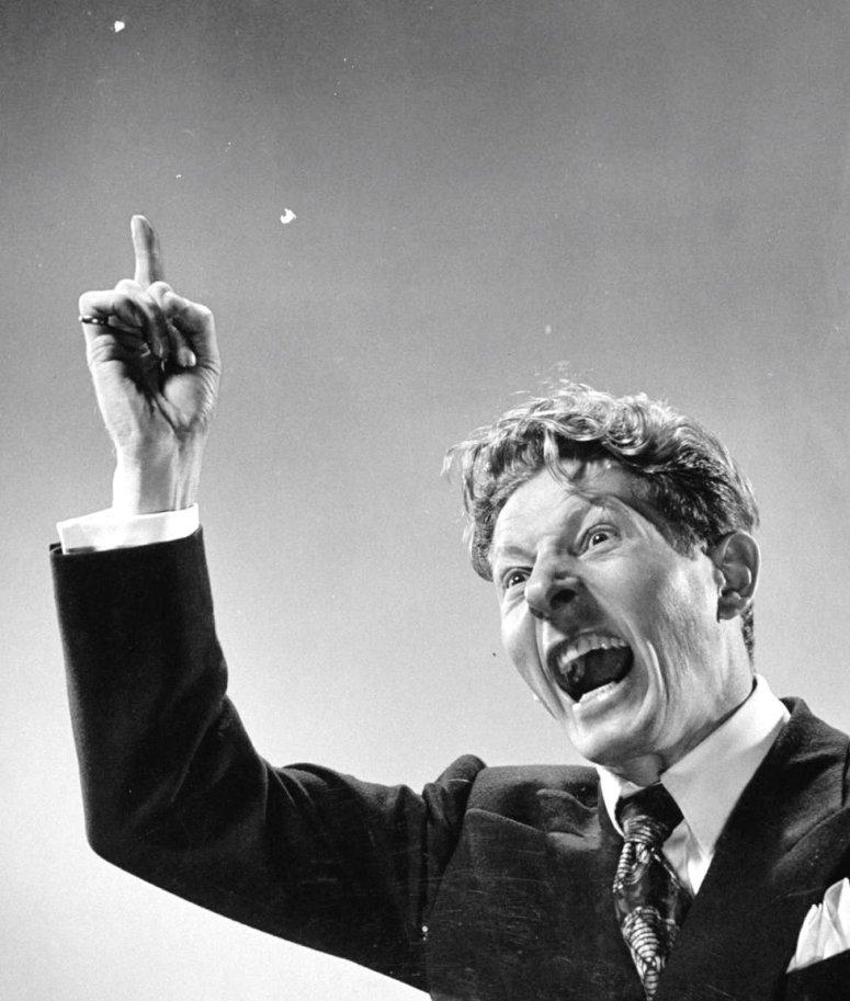 1941 Danny Kaye Gjon Mili-003