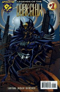 Amalgama 13 Legends of the Dark Claw_01