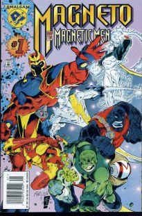 Amalgama 16 Magneto and His Magnetic Men_01