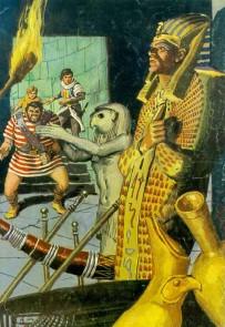 El Capitán Trueno por Antonio Bernal-05