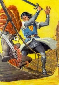 El Capitán Trueno por Antonio Bernal-08