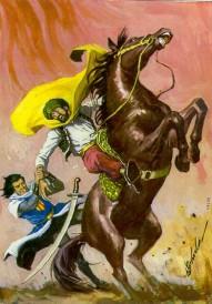 El Capitán Trueno por Antonio Bernal-09