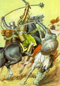 El Capitán Trueno por Antonio Bernal-11
