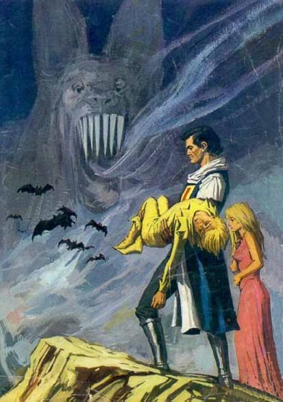 El Capitán Trueno por Antonio Bernal-15