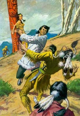 El Capitán Trueno por Antonio Bernal-21
