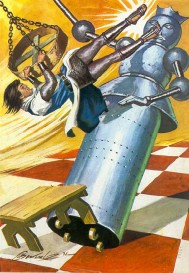 El Capitán Trueno por Antonio Bernal-23