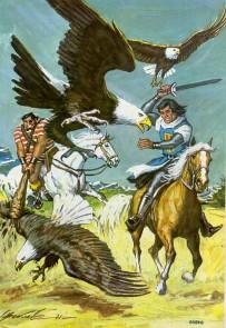 El Capitán Trueno por Antonio Bernal-24