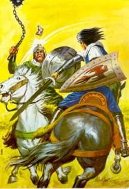 El Capitán Trueno por Antonio Bernal-28
