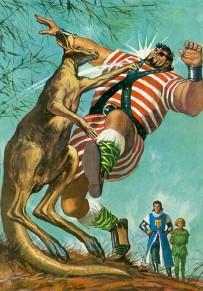 El Capitán Trueno por Antonio Bernal-34