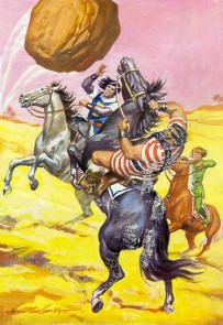 El Capitán Trueno por Antonio Bernal-38