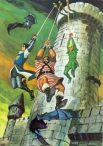 El Capitán Trueno por Antonio Bernal-39