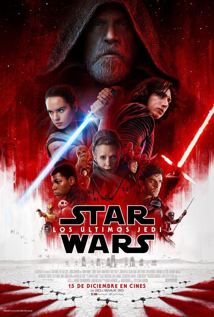 2017 Star Wars los ultimos jedi cartel-006