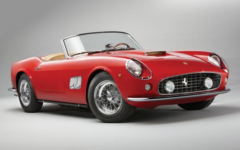 Ferrari 250 GT California Spyder de 1961