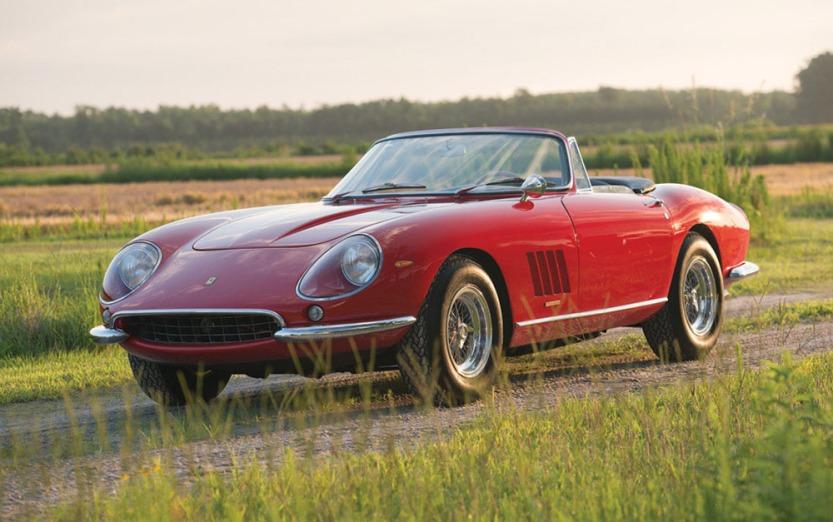 Ferrari 275 GTB 4 S NART Spider de 1967