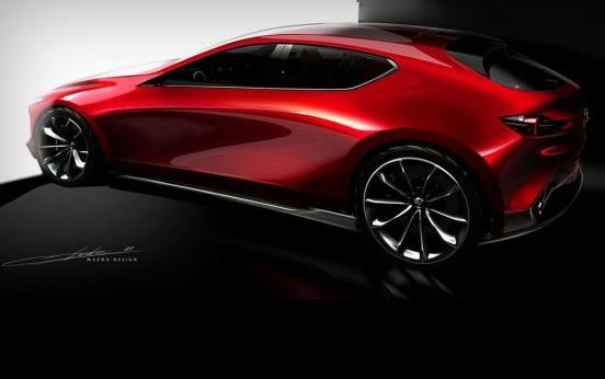 Mazda Kai Concept-008
