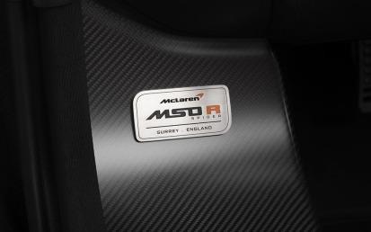 McLaren MSO R-009