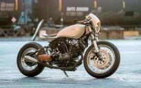 Yamaha XV920 custom de Blank Slate Cycles-006