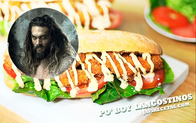 bocadillo aquaman