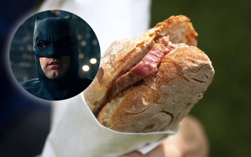 bocadillo Batman