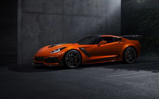 Chevrolet Corvette ZR1 2019-000