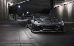 Chevrolet Corvette ZR1 2019-001