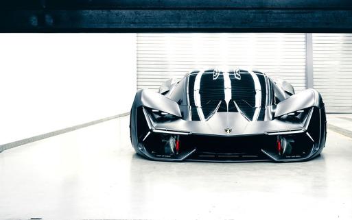 Lamborghini Terzo Millenio-008