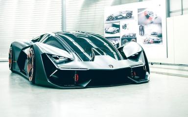 Lamborghini Terzo Millenio-009