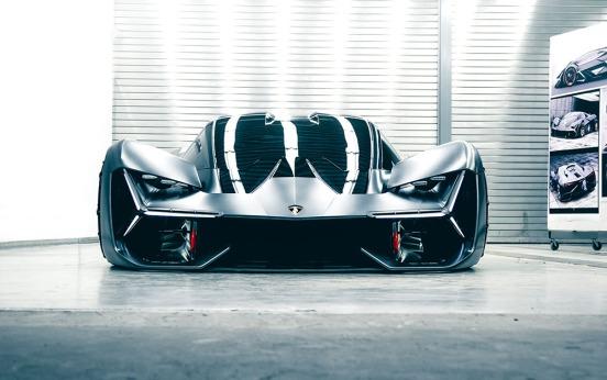 Lamborghini Terzo Millenio-011