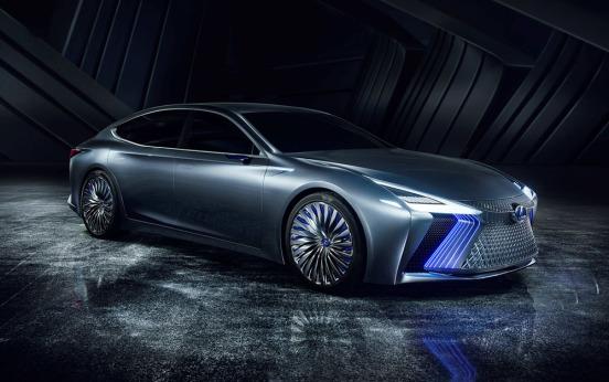Lexus LS+ Concept-000