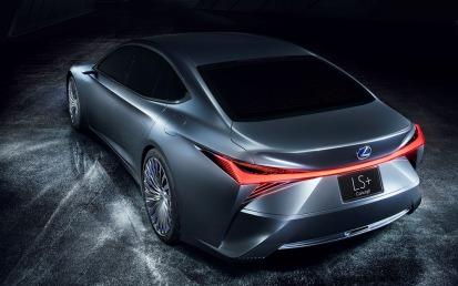 Lexus LS+ Concept-009
