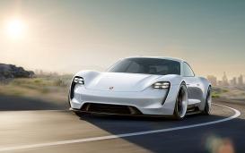 Porsche Mission E-000