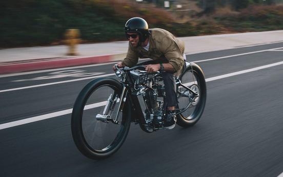 Supercharged KTM motorcycle hazan motorworks-000