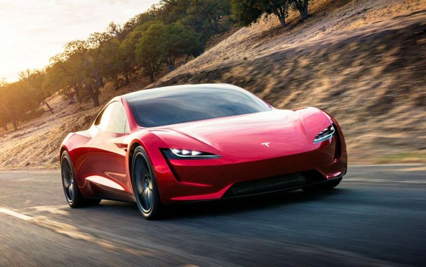 Tesla Roadster 000