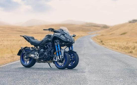 Yamaha Niken-008