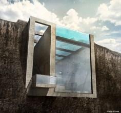 Casa Brutale by OPA-001