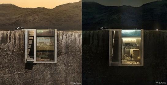 Casa Brutale by OPA-006