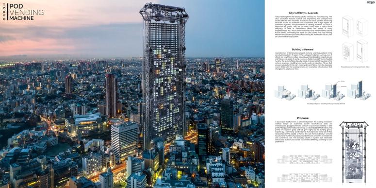 Rascacielo dispensador de casas-000