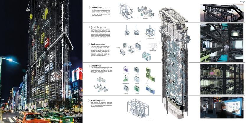 Rascacielo dispensador de casas-001