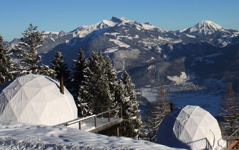 Whitepod Suiza